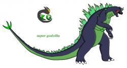 Godzilla clipart legendary