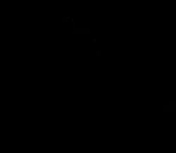 Godzilla clipart silhouette