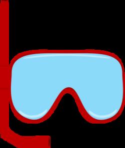 Diver clipart goggles