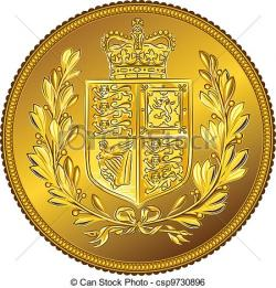 Coin clipart british coin