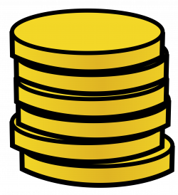 Coin clipart coin collection