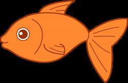 Clownfish clipart tiny fish