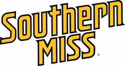 Golden Eagle clipart southern miss