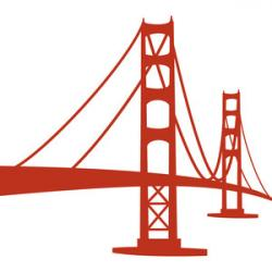 Golden Gate clipart place