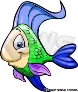 Angelfish clipart baby fish