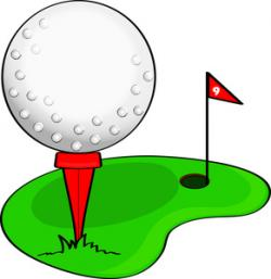 Candy Cane clipart golf