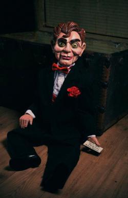 Goosebumps clipart puppet