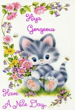 Gorgeus clipart beautiful day