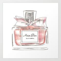 Chanel clipart perfume bottle