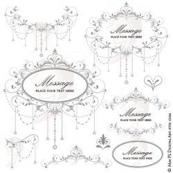 Gorgeus clipart elegant frame