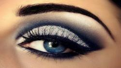 Gorgeus clipart eye makeup