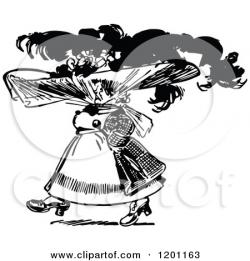 Gorgeus clipart fancy lady