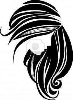 Dark Hair clipart beauty salon