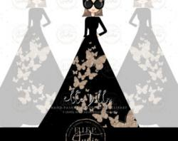 Gorgeus clipart formal
