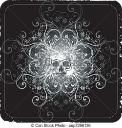 Gothc clipart background