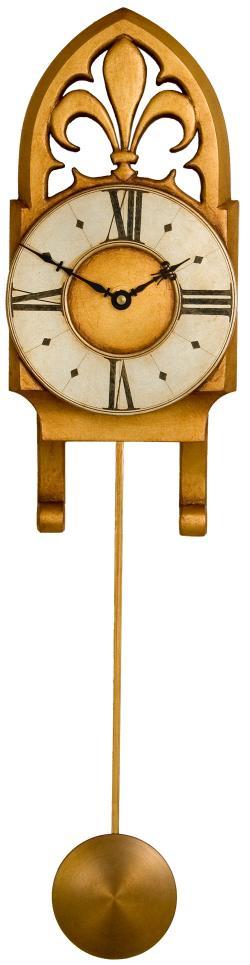 Pendulum clipart gold