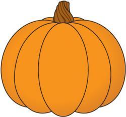 Gourd clipart autumn pumpkin
