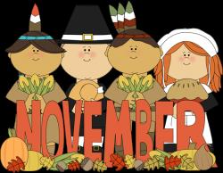 Harvest clipart month november
