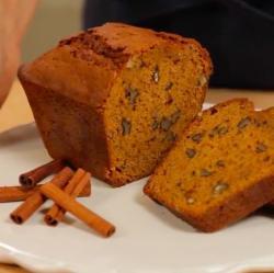 Gourd clipart pumpkin bread