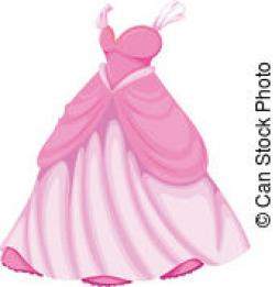 Dress clipart beautiful dress
