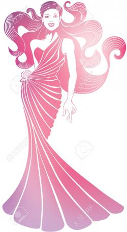 Gown clipart diva