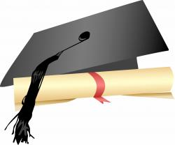 Capped clipart university