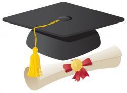 Gown clipart graduation toga