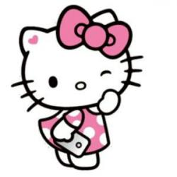 Cowgirl clipart hello kitty