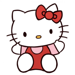 Mask clipart hello kitty