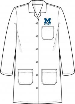 Science clipart coat