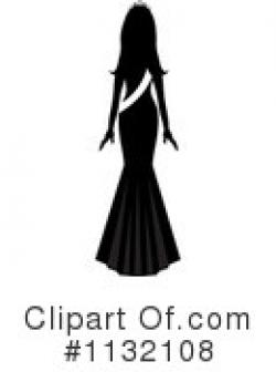 Gown clipart pageant