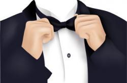 Groom clipart tuxedo
