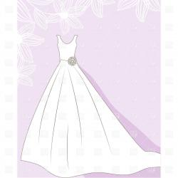 Gown clipart wedding suit