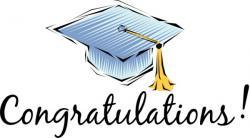 Winning clipart graduation congratulation