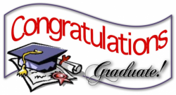 Ceremony clipart graduation congratulation