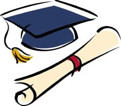 Graduation clipart university