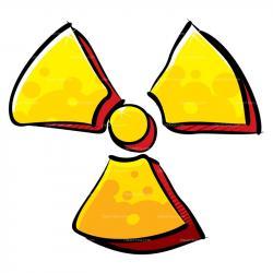 Radioactive clipart nuke