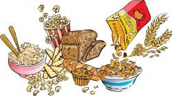 Cereal clipart whole grain