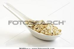 Oatmeal clipart whole grain