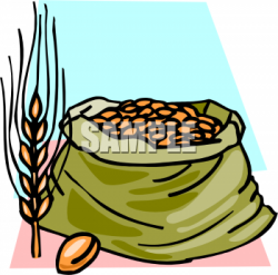Grains clipart grain product