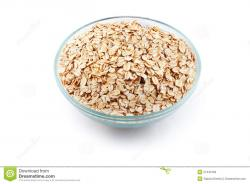 Oat clipart bowl oatmeal