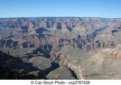 Grand Canyon clipart plateau