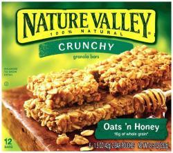 Granola clipart natural valley