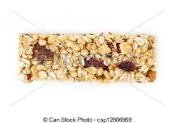 Granola clipart organic