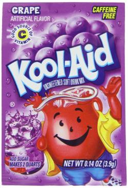 Kool-Aid clipart grape