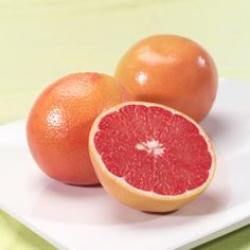 Grapefruit clipart texas red