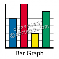 Graph clipart bar graph
