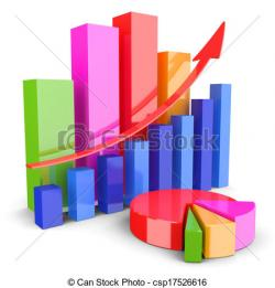 Graph clipart data collection