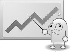 Graph clipart data result