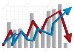 Graph clipart economics graph